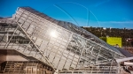 Musee Des Confluences Gros Plan Cube