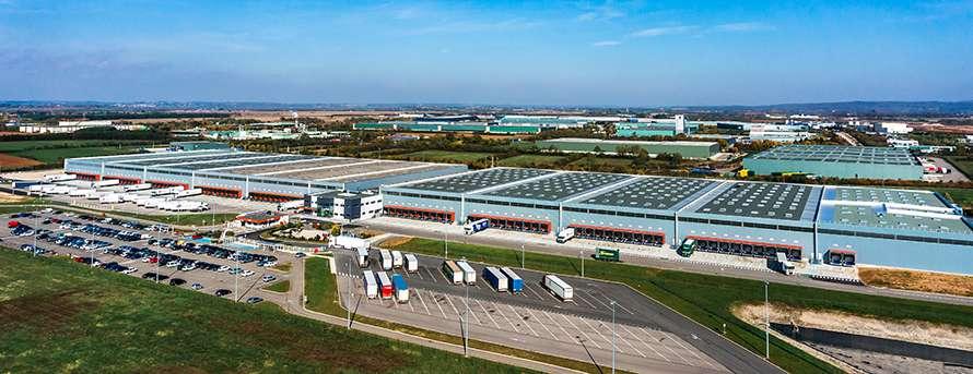 Supply Chain Carrefour St-Vulbas