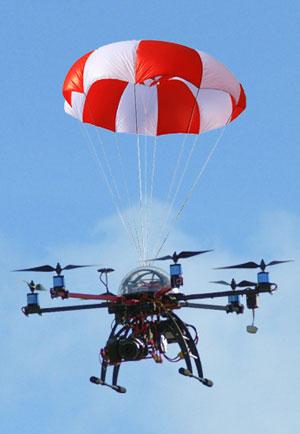 dronex pro temps de vol