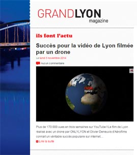 Grand Lyon Magazine - Aerofilms