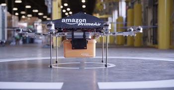 Pourquoi Amazon n'est pas prêt de vous livrer avec des drones