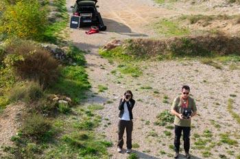 La sécurité sur un tournage avec drone multirotor