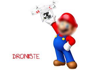 Le Droniste, espèce en voie de prolifération