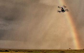 Evolution de la législation des drones civils