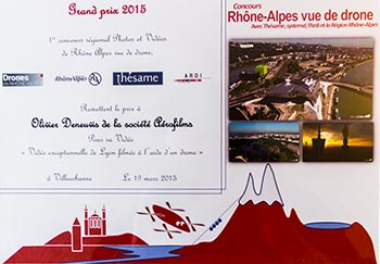 Premier Prix Festival Drone Aerofilms