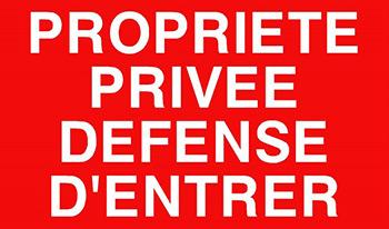Les autorisations de propriétaires des terrains survolés pour les drones
