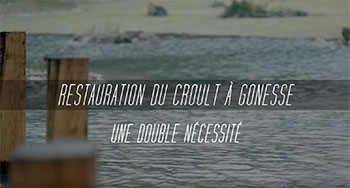 Film sur la renaturation de rivière